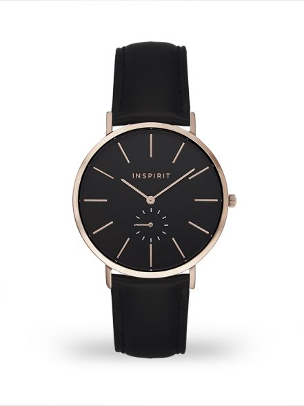 Chrono Black Rose Gold